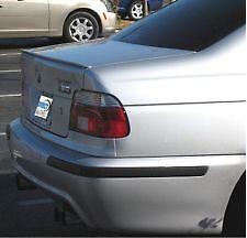 BMW E39 5 Serie Saloon Posteriore Boot SPOILER LIP 97-2004 WING Sport Taglia COPERCHIO M5 UK