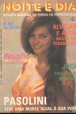 CLAUDIA CARDINALE MARIA CALLAS LA Portugues Magazine