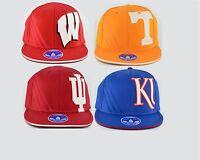 New NCAA Adidas Premium 210 Fitted Flex Fit Cap Hat