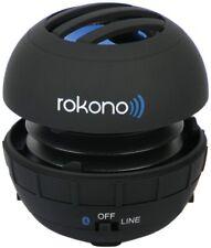 Rokono BASS+ G10 Mini Bluetooth Speaker iPhone/iPad/iPod/MP3 Player MATTE BLACK