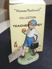 Dave Grossman Teacher's Pet Norman Rockwell Figure Mib Nra-30 1979 Japan