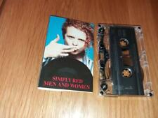 SIMPLY RED  MEN AND WOMEN  10 TRACKS ( 1987 ) WEA GERMANY EXCELLENT
