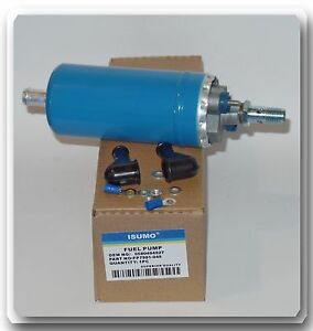 In Line Electric fuel pump Fits:OEM#0580464027 Porsche Saab Volvo