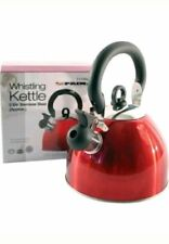 Black Tea & Whistling Kettles