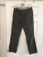 Womens Kuhl Pants US 10 Regular Kuhl Dry Stretch Outdoors Hiking Fishing Camping