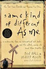 NEW - Same Kind of Different As Me by Ron Hall; Denver Moore