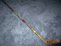 RYAN REAVES Vegas Golden Knights SIGNED Autographed Hockey Stick w/ COA