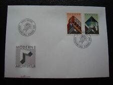 LIECHTENSTEIN - enveloppe 1er jour 9/3/1987 (B15)