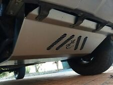Bushskinz 4x4 Nissan Navara D40 Front & Sump Guard Bash Plate