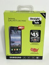 Samsung Galaxy Core Prime (Straight Talk Wireless) Prepaid No Contract Brand NEW