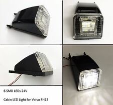 2 pcs 6 SMD LED Roof Cabin Front Lights Lamps for Volvo Truck FL/FH/FH12 New