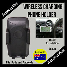 VW Amarok Accessory - Wireless charging Phone Holder