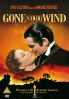 Gone With The Wind - Vivien Leigh, Clark Gable - NEW & SEALED Region 2 DVD