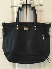 Ladies Diesel large black Tote bag