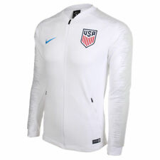 Nike 2018 Team USA Soccer Squad Anthem Jacket White 893606-100 Size XL 8d5f3945dd437
