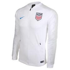 Nike 2018 Team USA Soccer Squad Anthem Jacket White 893606-100 Size XL 8d5f3945dd437