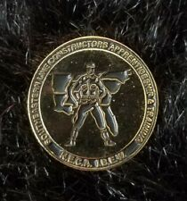 IBEW Brotherhood Electrical Workers Lapel Pin Line Constructors Training Pin