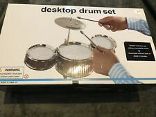 Novelty Desktop Drum Kit Drum Set