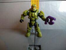 Mega Bloks Halo Alpha Series figure UNSC Green Spartan Scout