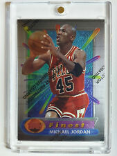 1994 Topps Finest Michael Jordan #331 With Coating - Ready for Grading