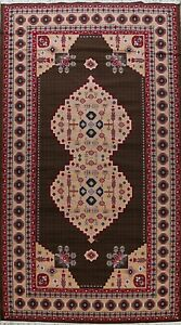 Geometric Aubusson Oriental Turkish Area Rug Living Room Oversize Carpet 10x17