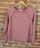 NEXT WOMEN SWEATER WITH LACE BACK PINK SIZE 6 BNWT RRP £32