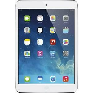 Apple iPad mini 1st Gen. 16GB, Wi-Fi + 4G 7.9in - Silver White