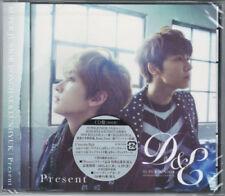 SUPER JUNIOR DONGHAE & EUNHYUK-PRESENT-JAPAN CD BONUS TRACK F30