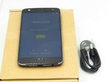 "Motorola Moto Z2 Play 64GB 5.5"" 12MP Unlocked Grey Smartphone - Dents On Back"