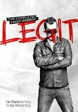 Legit Complete Season One 1 R1 DVD Jim Jefferies