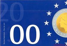 NEDERLAND FDC JAARSET GULDENMUNTEN 2000