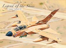 30x40cm Panavia Tornado GR1 aircraft legend of the skies metal wall sign