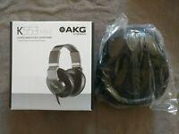 AKG K553 MKII Studio Isolation Over Ear of Closed-Back Headphones - Black --