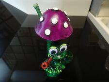 Pipe Smoking Frog  Tobacco Pipe. 5  screens <  Contains No Glass   ( PM 1305 )