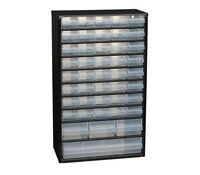 Raaco RAA126762 C11-44 Metal Cabinet 44 Drawer