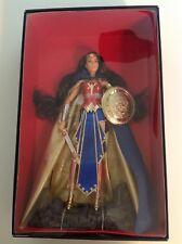 Barbie Gold Label SDCC 2016 Batman V Superman Wonder Woman doll mint in box