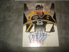 07/08 The Cup Ray Bourque Emblems of Endorsement Patch Auto /15