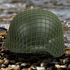 Hunting Army Green Nylon Helmet Net Cover Accessories For M1 M35 M88 Helmet MF
