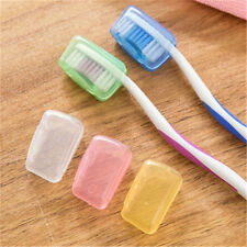 5PCS Toothbrush Head Cover Case Cap Travel Hike Camping Brush Cleaner Protect