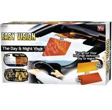 HD Clear View visione giorno e notte Aletta Parasole Anti-riflesso UV Blocker PIEGA FLIP UK BN