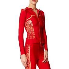 LA PERLA   jacket neoprene   Desire  rossa 34FR,38 IT, 6 UK, XS ,  price 1490
