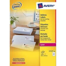 Avery L7159-100 Address Labels for Laser Printers (63.5 X 33.9 Mm Labels 24 A4