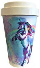 Unicorn Bamboo Eco Biodegradable Thermal Mug