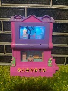 Pixel Chix Mattel Games Double House Toy 2006