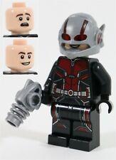 LEGO AVENGERS ANT MAN ANTMAN MINIFIGURE FIGURE 76109 - MARVEL SUPERHEROES