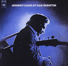 Johnny CASH-AT SAN QUENTIN - 18 TRACKS!!! - Dig. Remastered-CD-Merce Nuova