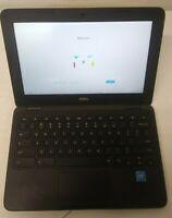 Dell Chromebook 11 3180 Intel Celeron N3060 1.6GHz 4GB RAM 16GB eMMC