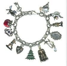 KIRKS FOLLY Heart Of The Huntsman CHARM Bracelet Snow White W1205916Y