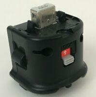 Nintendo Wii Remote Motion Plus Sensor Adapter Official OEM (RVL-026) [Black]