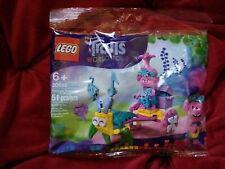 Lego #30555 Poppy's Carriage Trolls World Tour Polybag set - New/Sealed